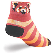 SockGuy Womens Red Panda Socks